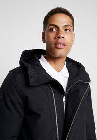 Serge Pariente - GROUND - Down coat - black - 3