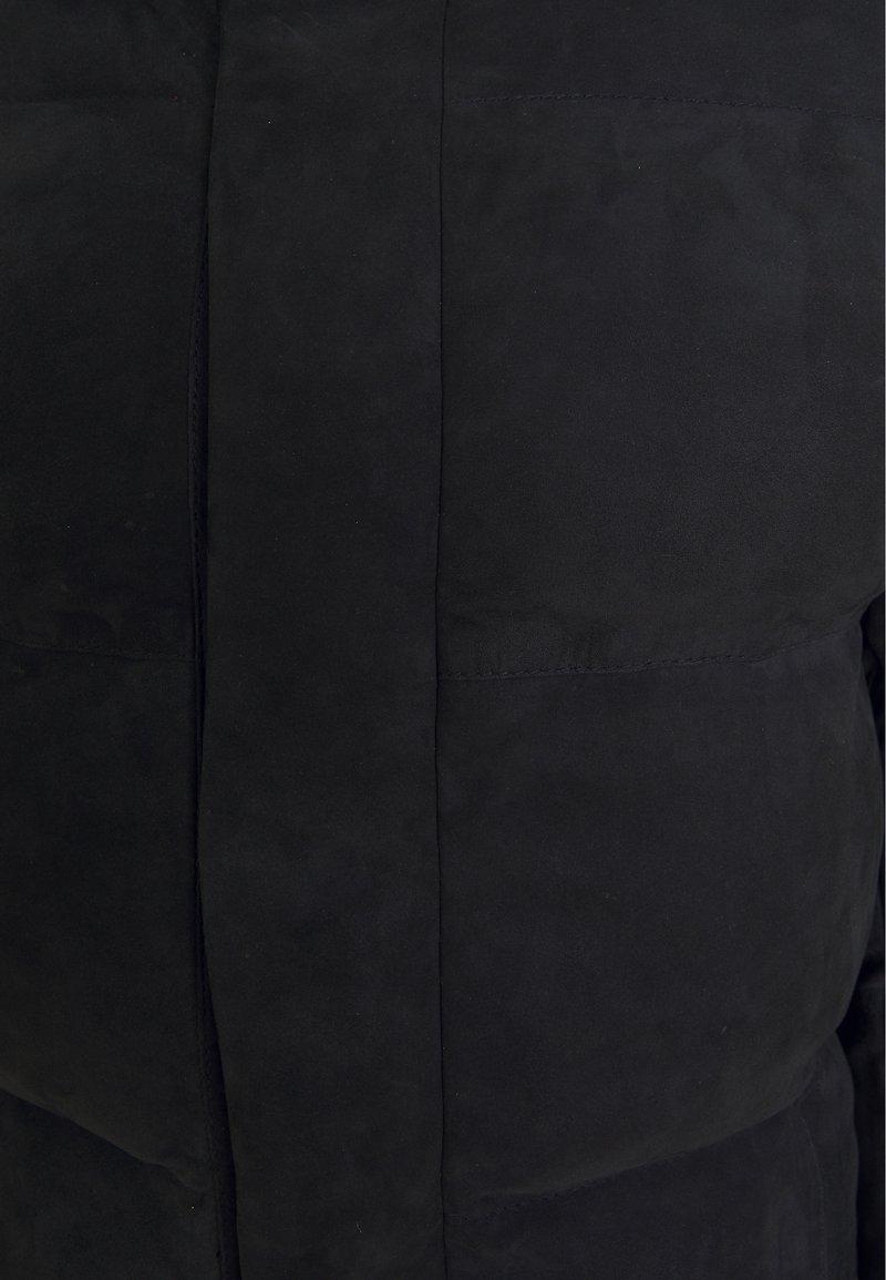 Serge Pariente - HOT - Cappotto invernale - navy