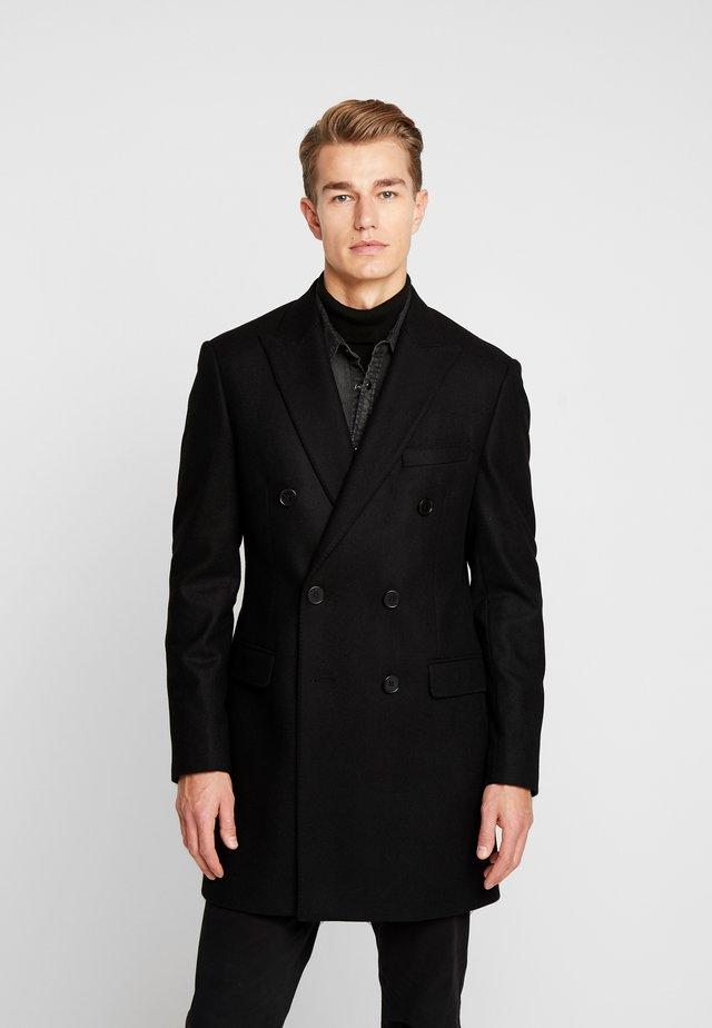 KENIO - Manteau court - black