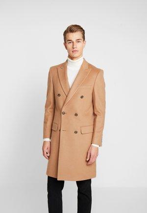 KARTELL - Wollmantel/klassischer Mantel - beige