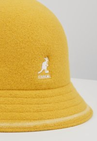 Kangol - STRIPE CASUAL - Hat - marigold - 6