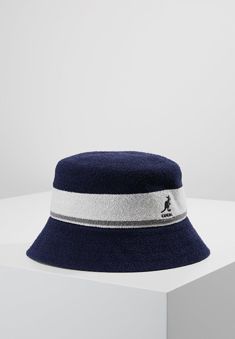 Kangol - BERMUDA STRIPE BUCKET - Hat - navy