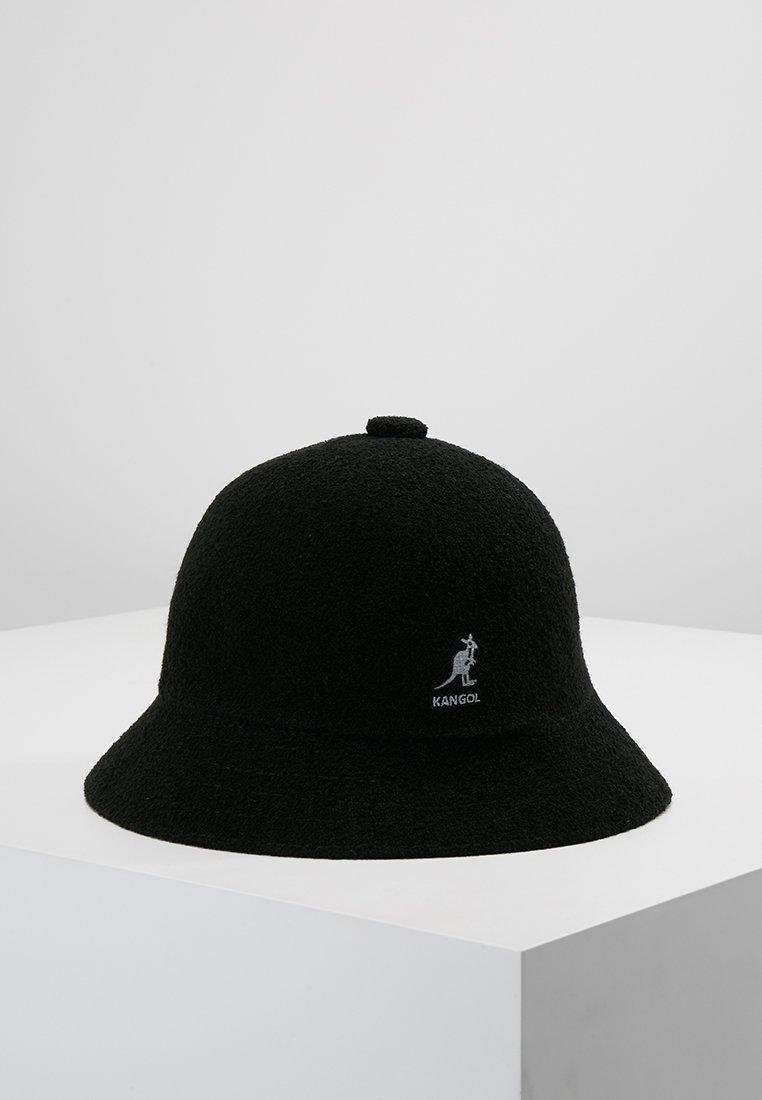 Kangol - BERMUDA CASUAL - Klobouk - black