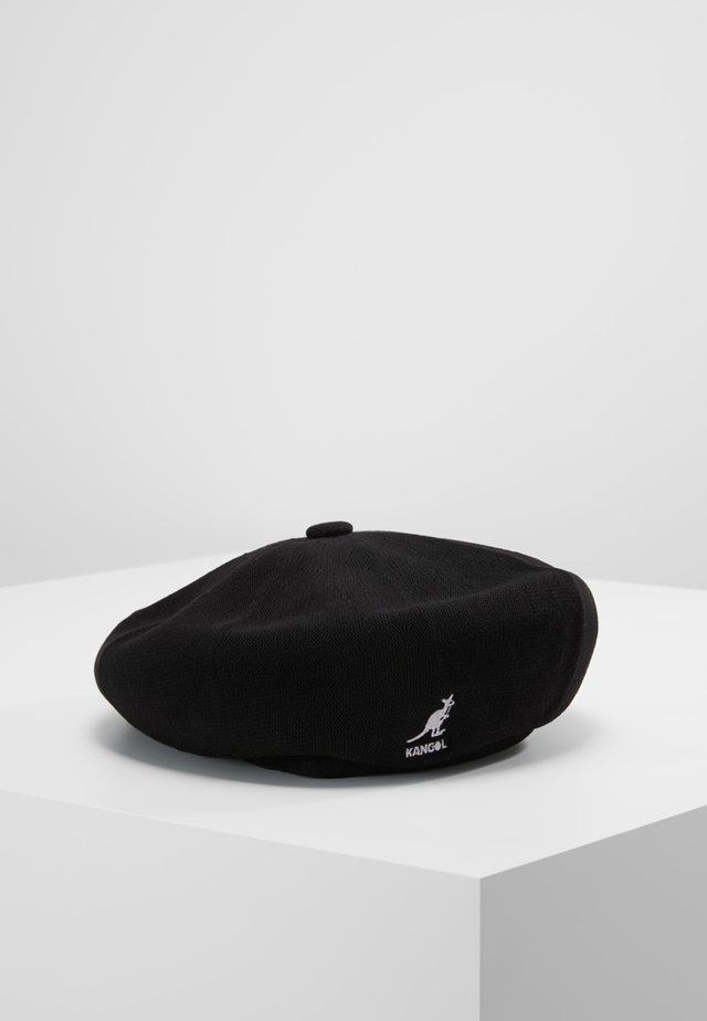 BAMBOO JAX BERET - Čepice - black