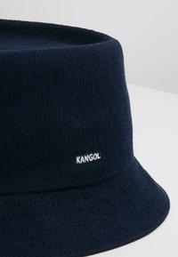 Kangol - BAMBOO MOWBRAY - Hat - dark blue - 6