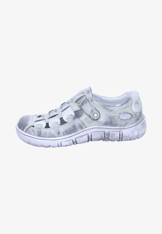 Walking sandals - grey