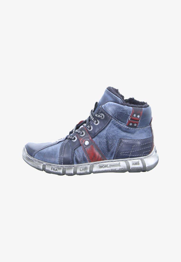 Kacper - Winter boots - blue