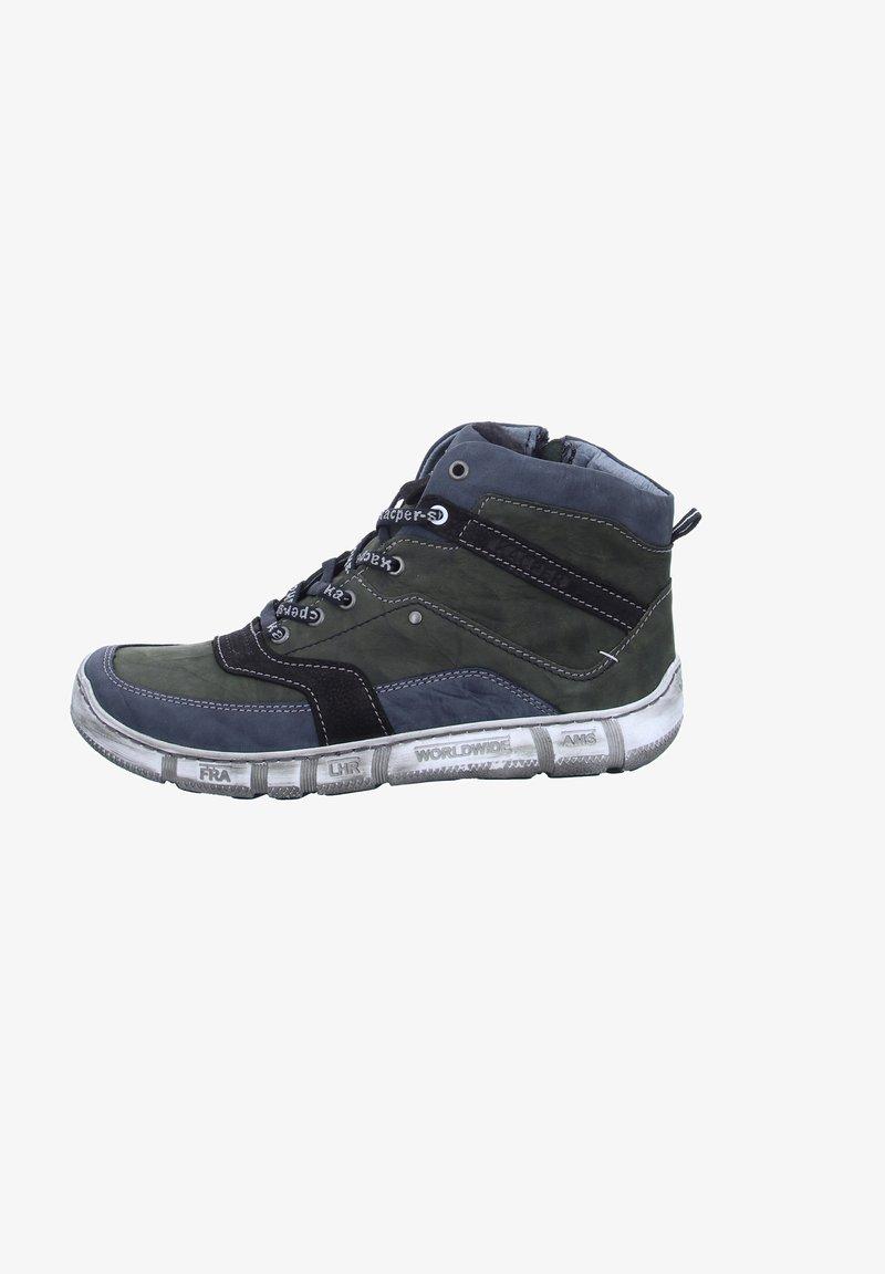 Kacper - High-top trainers - grey
