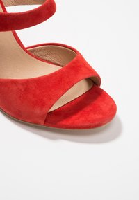 KIOMI - High heeled sandals - red - 2