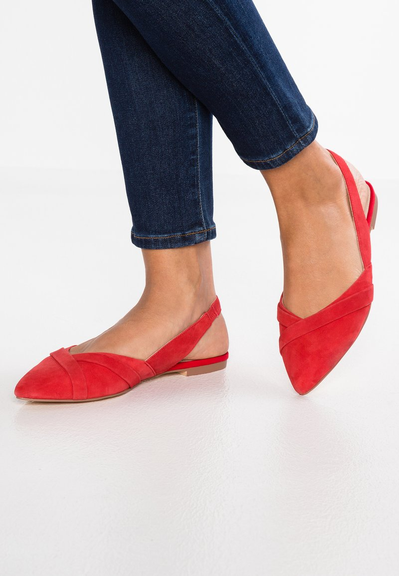 KIOMI - Ballerines - red