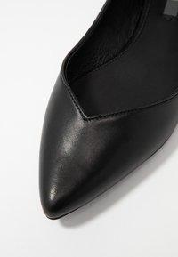 KIOMI - Ballerinat - black - 2