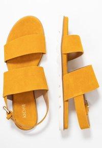 KIOMI - Sandalen - yellow - 3