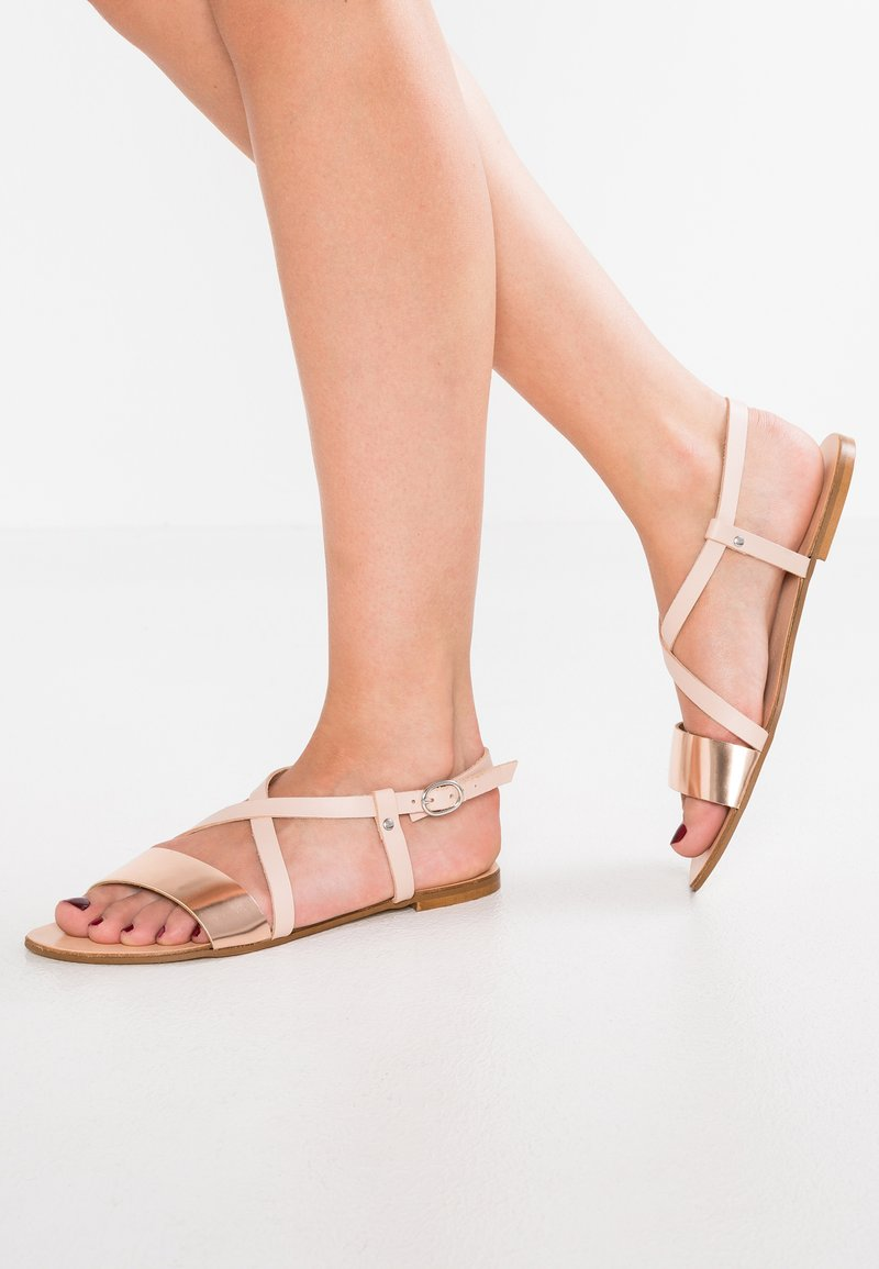 KIOMI - Sandales - rosegold/nude