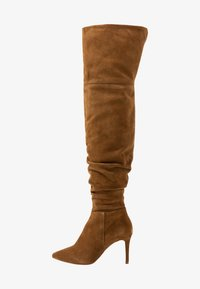 KIOMI - High heeled boots - cognac - 1
