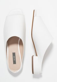 KIOMI - Mules - white - 3