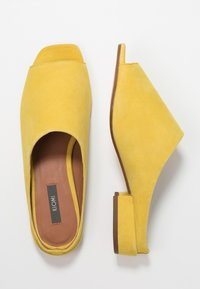 KIOMI - Pantofle - yellow - 3