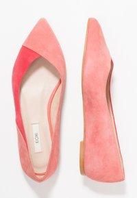 KIOMI - Ballet pumps - rose - 3