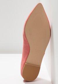 KIOMI - Ballet pumps - rose - 6
