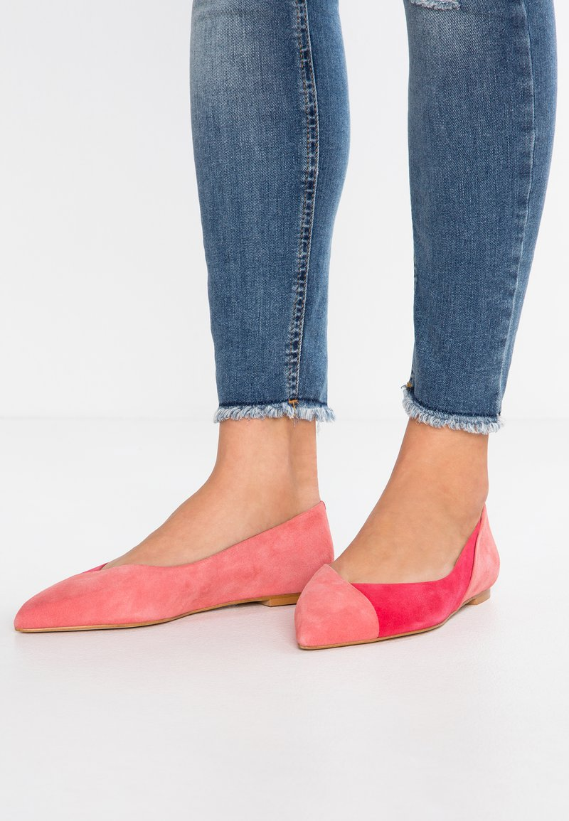 KIOMI - Ballet pumps - rose