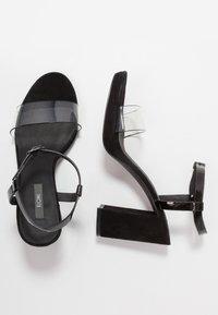 KIOMI - Sandały na obcasie - black - 3