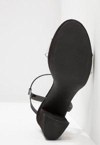 KIOMI - Sandały na obcasie - black - 6