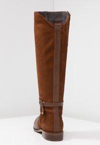KIOMI - Boots - cognac - 5