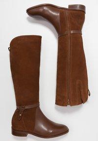 KIOMI - Boots - cognac - 3