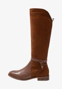 KIOMI - Boots - cognac - 1