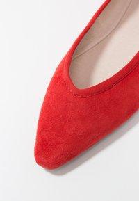 KIOMI - Ballet pumps - red - 2