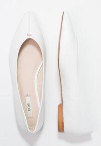 KIOMI - Ballet pumps - white - 3