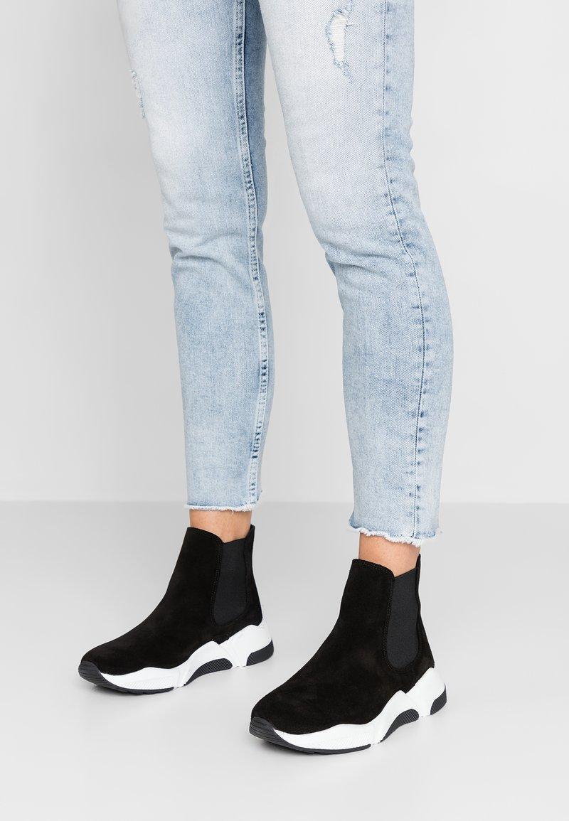 KIOMI - Sneakers alte - black