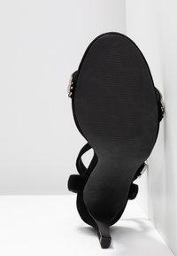 KIOMI - Sandály na vysokém podpatku - black - 6