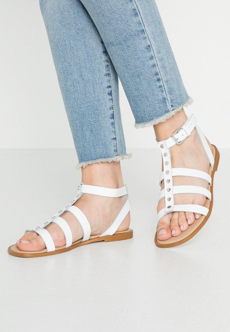 KIOMI - Sandals - white