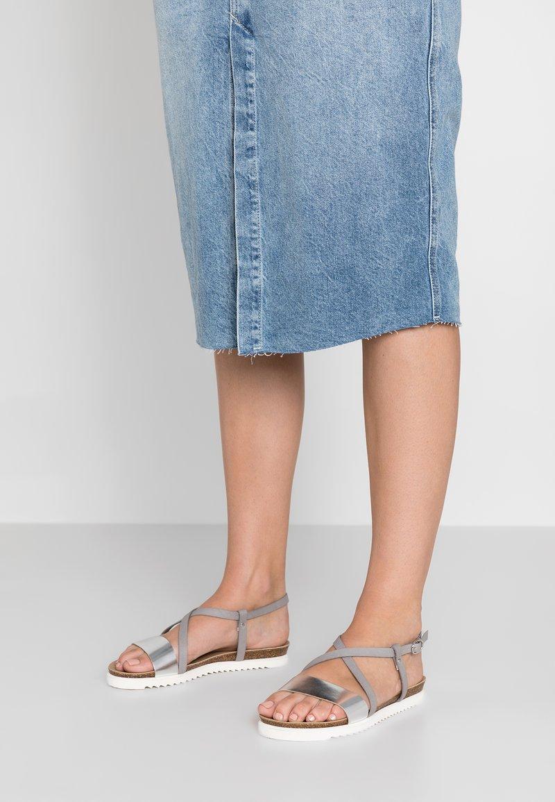 KIOMI - Sandals - silver