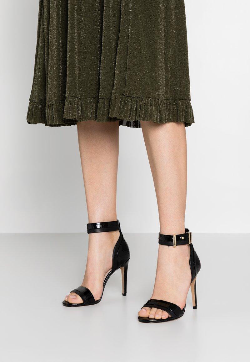 KIOMI - Sandaler med høye hæler - black