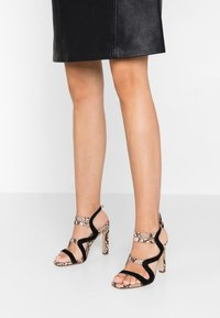 KIOMI - High heeled sandals - beige - 0