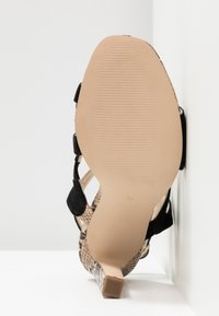 KIOMI - High heeled sandals - beige - 6