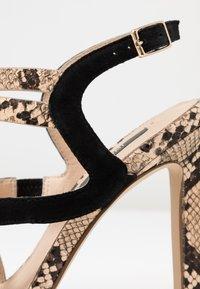 KIOMI - High heeled sandals - beige - 2