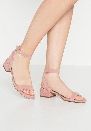 Sandaler - mauve