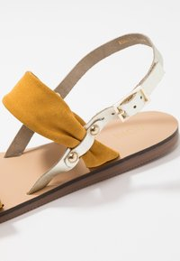 KIOMI - Sandals - yellow - 2