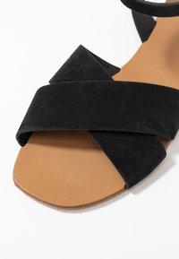KIOMI - Sandales - black - 2
