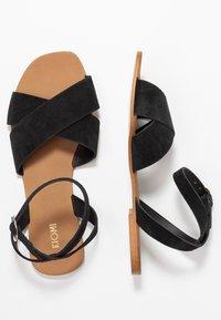 KIOMI - Sandales - black - 3