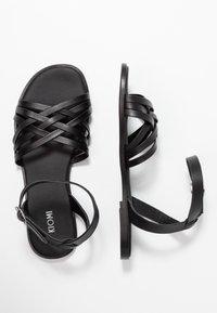 KIOMI - Sandály - black - 3