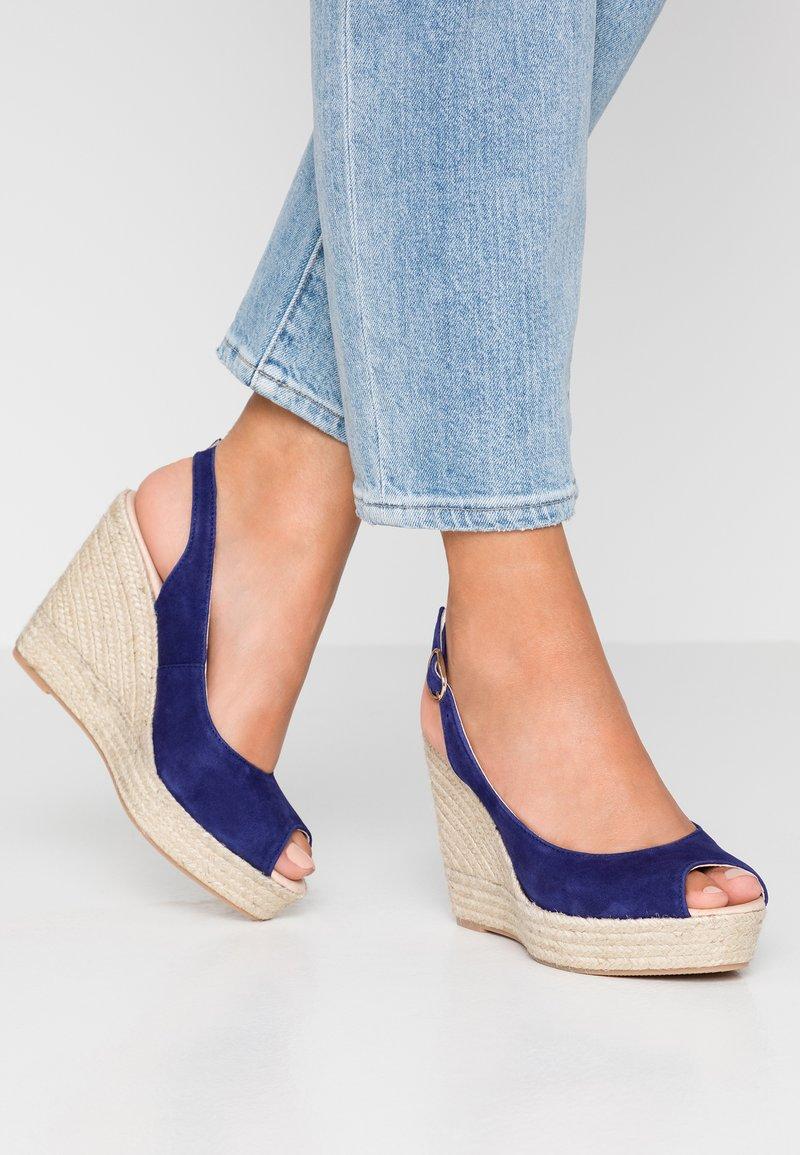 KIOMI - High Heel Sandalette - dark blue