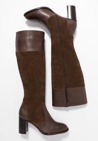 KIOMI - Stivali alti - brown - 3
