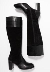 KIOMI - Vysoká obuv - black - 3
