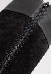 KIOMI - Vysoká obuv - black - 2