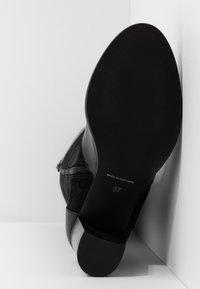 KIOMI - Vysoká obuv - black - 6