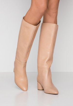 Boots - beige