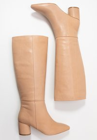 KIOMI - Støvler - beige - 3